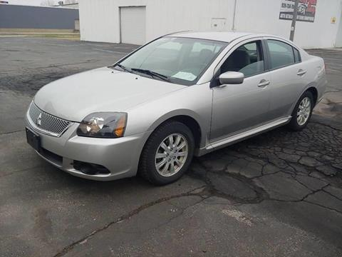 2010 Mitsubishi Galant FE for sale at Car City in Appleton WI