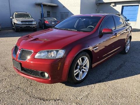 2009 Pontiac G8 for sale in Columbus, OH