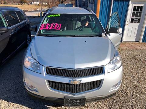 2011 Chevrolet Traverse for sale at Bailey & Sons Motor Co in Lyndon KS