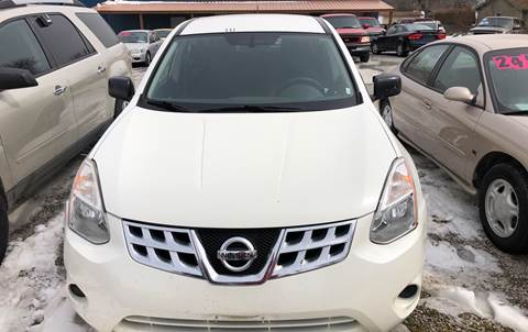 2013 Nissan Rogue for sale at Bailey & Sons Motor Co in Lyndon KS