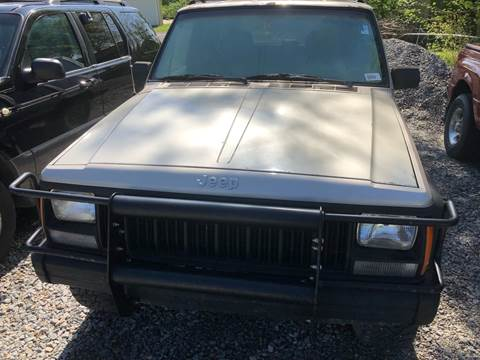 1995 Jeep Cherokee for sale in Lyndon, KS
