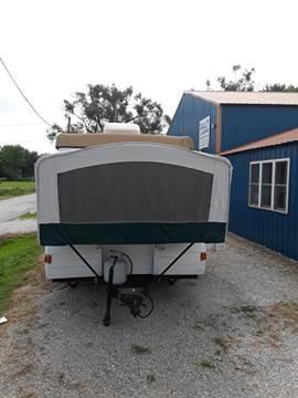 2000 Coleman Fleetwood for sale in Lyndon, KS