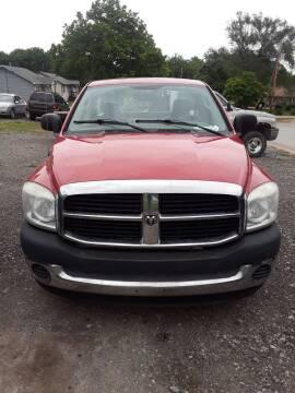 2007 Dodge Ram Pickup 1500 ST for sale at Bailey & Sons Motor Co in Lyndon KS