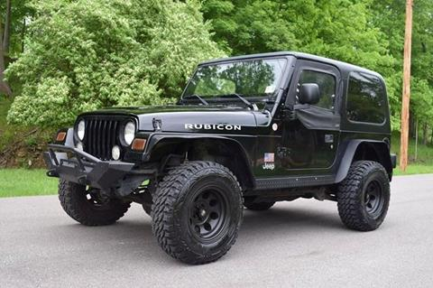 2004 Jeep Wrangler for sale in Eureka, MO