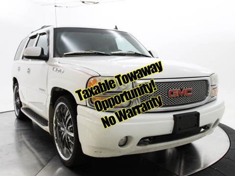 2006 GMC Yukon for sale in Orem, UT
