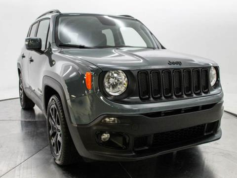 2018 Jeep Renegade for sale in Orem, UT