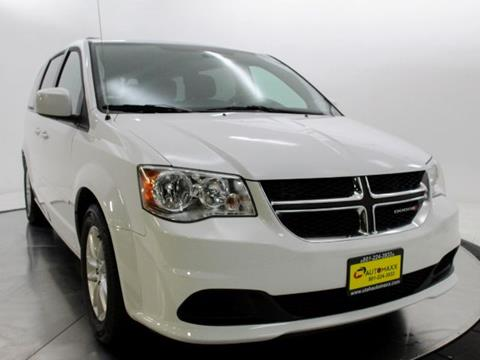 2016 Dodge Grand Caravan for sale in Orem, UT
