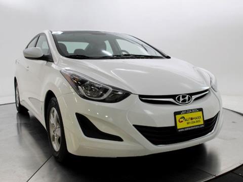 2014 Hyundai Elantra for sale in Orem, UT