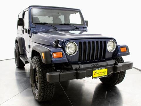 2001 Jeep Wrangler for sale in Orem, UT