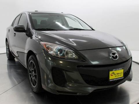2012 Mazda MAZDA3 for sale in Orem, UT