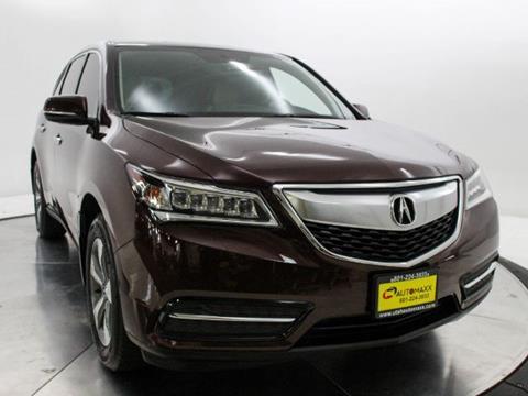 2016 Acura MDX for sale in Orem, UT