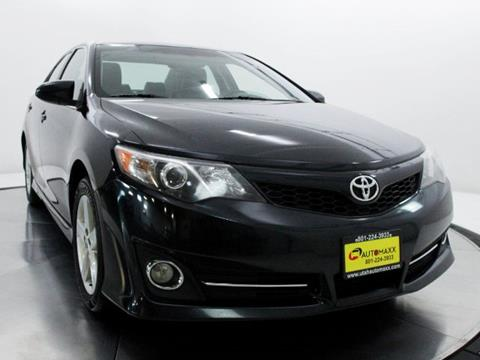 2013 Toyota Camry for sale in Orem, UT