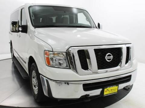 2016 Nissan Nv Passenger >> 2016 Nissan Nv Passenger For Sale In Orem Ut