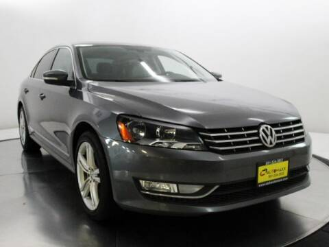 2013 Volkswagen Passat for sale at AUTOMAXX MAIN in Orem UT