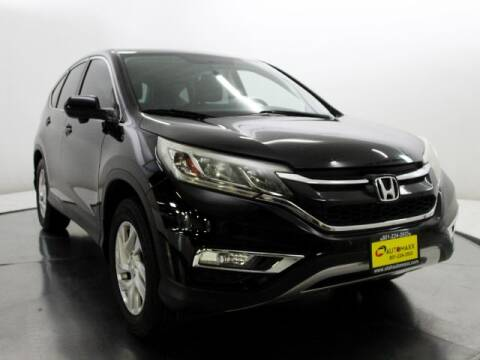2015 Honda CR-V for sale at AUTOMAXX MAIN in Orem UT