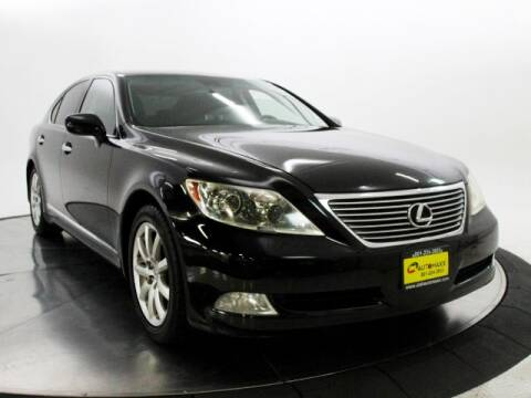 2008 Lexus LS 460 for sale at AUTOMAXX MAIN in Orem UT