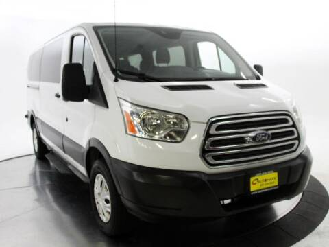 2015 Ford Transit Passenger for sale at AUTOMAXX MAIN in Orem UT