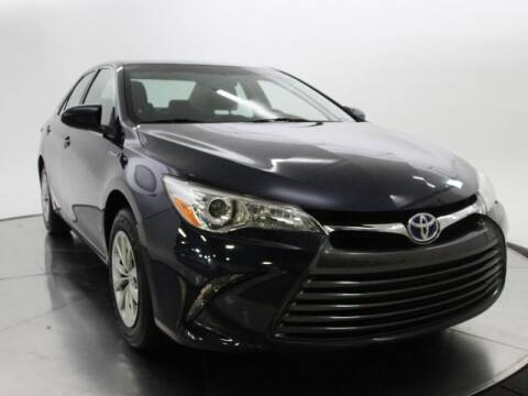 2017 Toyota Camry Hybrid for sale at AUTOMAXX MAIN in Orem UT