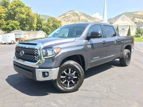 2019 Toyota Tundra for sale at AUTOMAXX MAIN in Orem UT