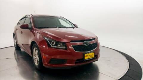 2013 Chevrolet Cruze for sale at AUTOMAXX MAIN in Orem UT
