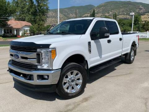 2017 Ford F-250 Super Duty for sale at AUTOMAXX MAIN in Orem UT