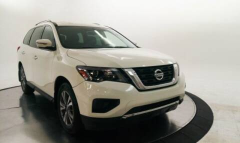 2017 Nissan Pathfinder for sale at AUTOMAXX MAIN in Orem UT