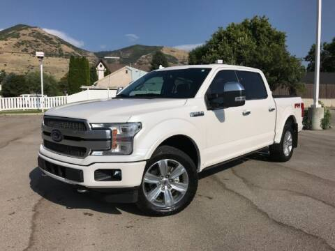 2019 Ford F-150 for sale at AUTOMAXX MAIN in Orem UT