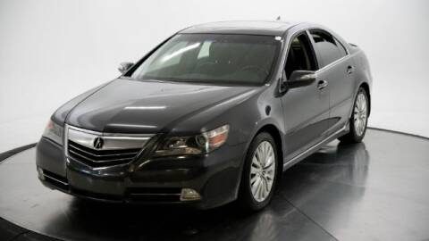 2011 Acura RL for sale at AUTOMAXX MAIN in Orem UT
