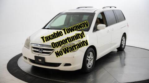 2005 Honda Odyssey for sale at AUTOMAXX MAIN in Orem UT