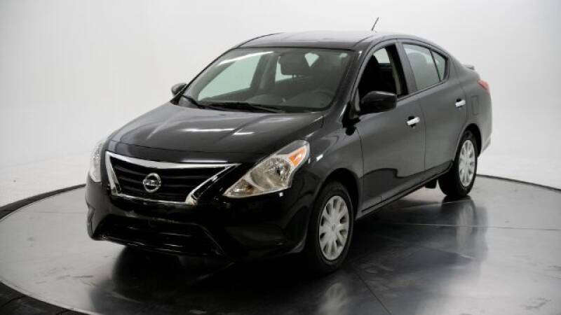 2017 Nissan Versa for sale at AUTOMAXX MAIN in Orem UT
