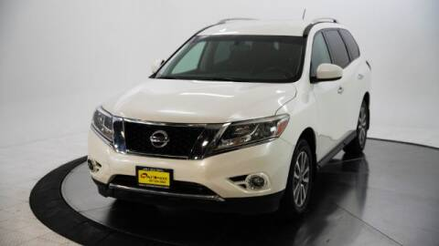 2015 Nissan Pathfinder for sale at AUTOMAXX MAIN in Orem UT