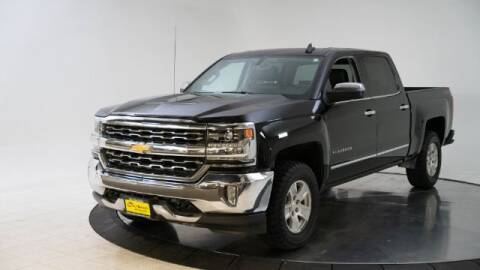 2018 Chevrolet Silverado 1500 for sale at AUTOMAXX MAIN in Orem UT