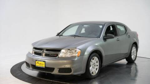 2013 Dodge Avenger for sale at AUTOMAXX MAIN in Orem UT