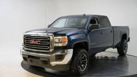 2015 GMC Sierra 2500HD for sale at AUTOMAXX MAIN in Orem UT