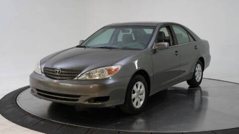 2002 Toyota Camry for sale at AUTOMAXX MAIN in Orem UT