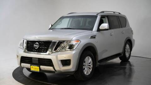 2017 Nissan Armada for sale at AUTOMAXX MAIN in Orem UT
