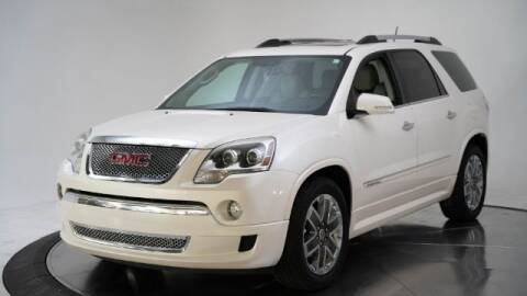 2011 GMC Acadia for sale at AUTOMAXX MAIN in Orem UT