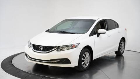 2015 Honda Civic for sale at AUTOMAXX MAIN in Orem UT