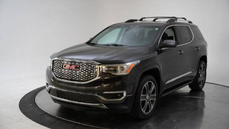 2018 GMC Acadia for sale at AUTOMAXX MAIN in Orem UT