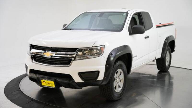2016 Chevrolet Colorado for sale at AUTOMAXX MAIN in Orem UT