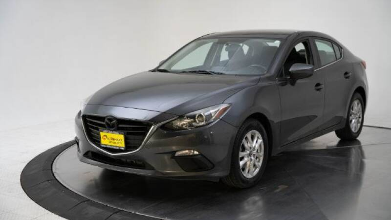 2016 Mazda MAZDA3 for sale at AUTOMAXX MAIN in Orem UT