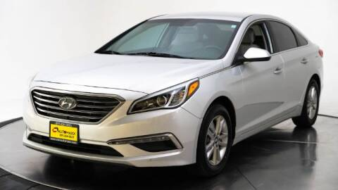 2015 Hyundai Sonata for sale at AUTOMAXX MAIN in Orem UT
