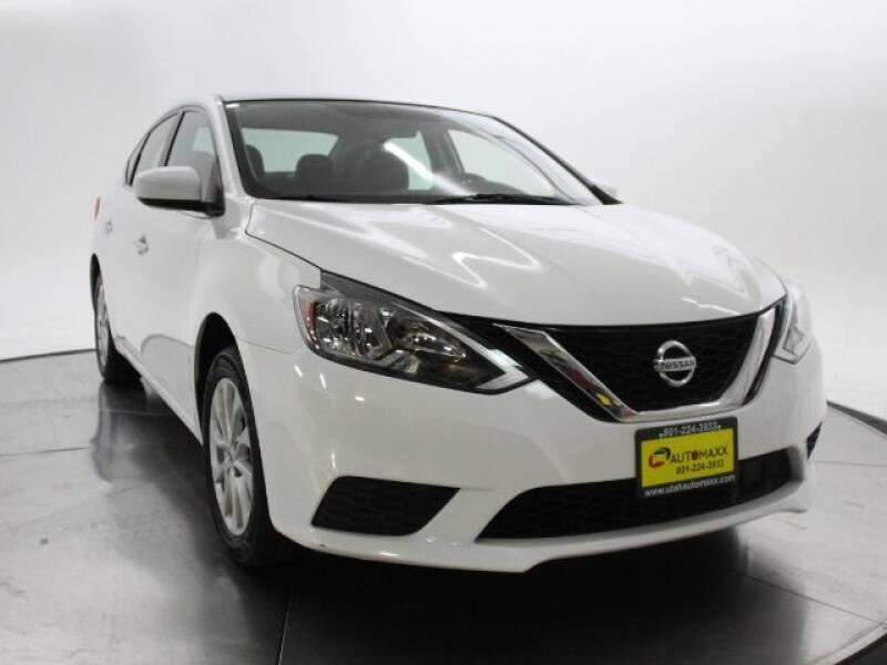 2019 Nissan Sentra for sale at AUTOMAXX MAIN in Orem UT