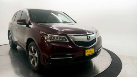 2016 Acura MDX for sale at AUTOMAXX MAIN in Orem UT