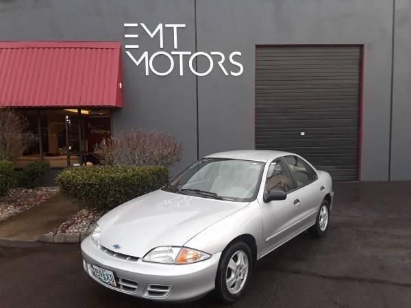 2000 Chevrolet Cavalier LS In Milwaukie OR - EMT MOTORS LLC