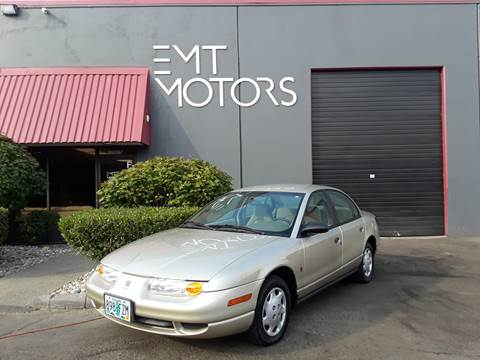 2002 Saturn S Series For Sale In Eastlake Oh Carsforsale