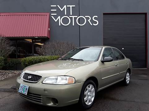 2000 Nissan Sentra for sale in Portland, OR
