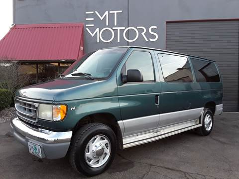 d074bdf114 Used 1997 Ford E-350 For Sale in Tarzana