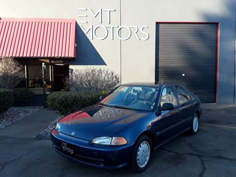 1995 Honda Civic for sale in Portland, OR
