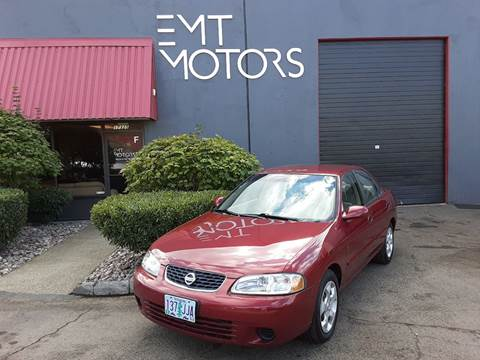 2003 Nissan Sentra for sale in Portland, OR